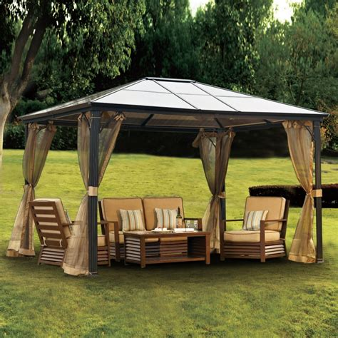 everything you need to about gazebos the garden