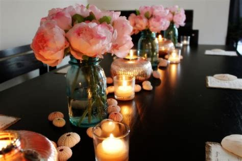 my diy wedding reception table mock up st kitts