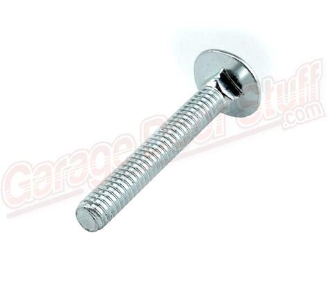 carriage bolt 1 4 x 1 3 4 fasteners garage door stuff