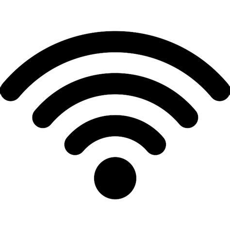 Wifi Connection wifi connection signal symbol free interface icons