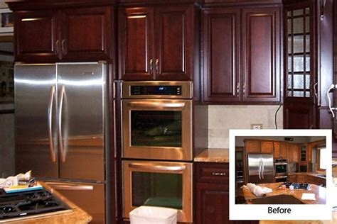 Cabinet Refacing Gallery   Cabinets, Kitchen, and Bathroom