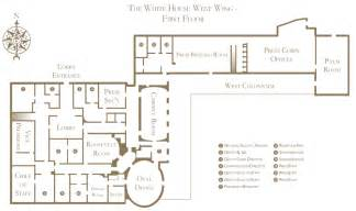 Floor Plan Of The White House by File White House West Wing Floorplan1 Svg Wikimedia Commons