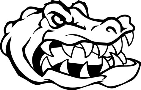 florida alligator coloring page florida gators coloring pages az coloring pages