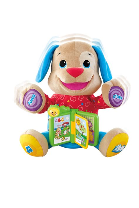 fisher price puppy fisher price laugh and learn singin storytime puppy toys
