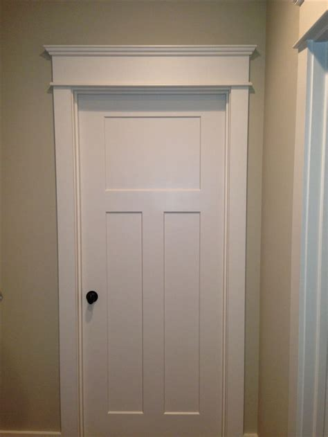 Wardrobe Door Mouldings by 25 Best Ideas About Interior Door Trim On