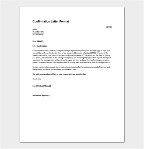 appointment letter format software engineer trainee appointment letter 10 sle letters formats