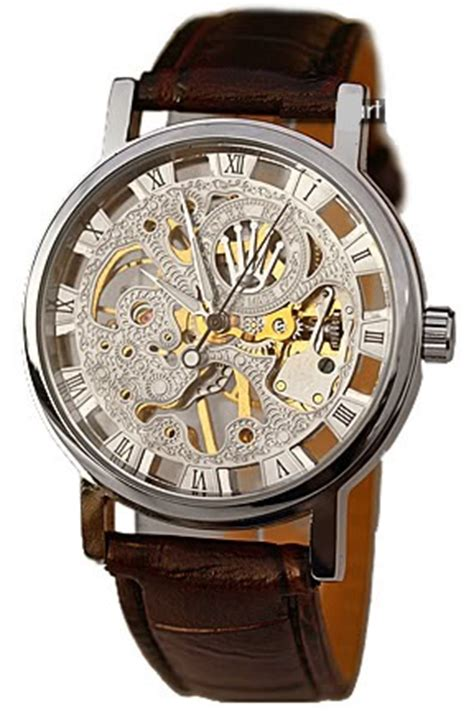 Obral Rolex Skeleton B White Silver special offers watches watchmarkaz pk watches in pakistan rolex watches price