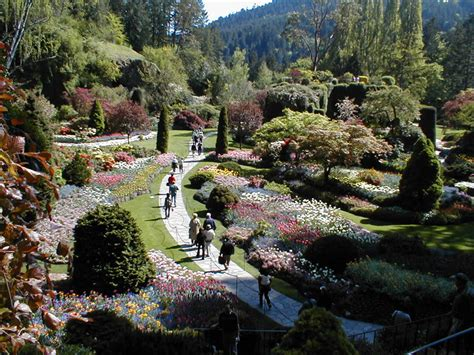 butchart gardens vancouve for those traveling to see us
