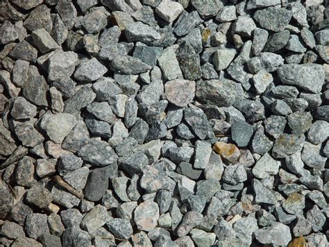 And Gravel File Bluemetal Coarse Granite Gravel Texture Jpg