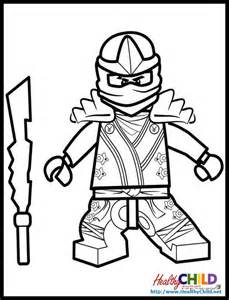 Coloring Pages &gt Lego Ninjago  sketch template