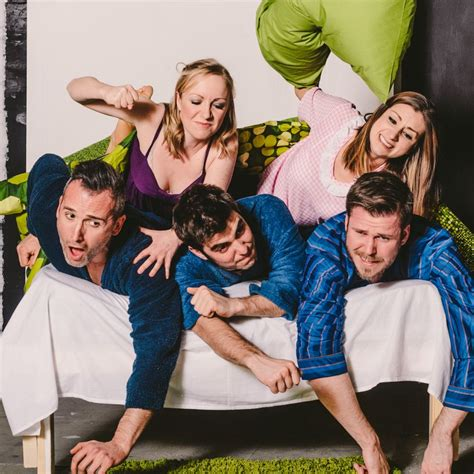 bedroom farce script the lace market theatre
