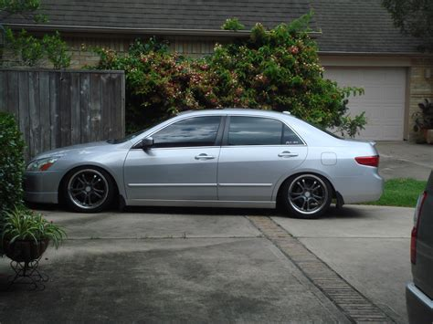 eggroll  honda accord specs  modification info  cardomain