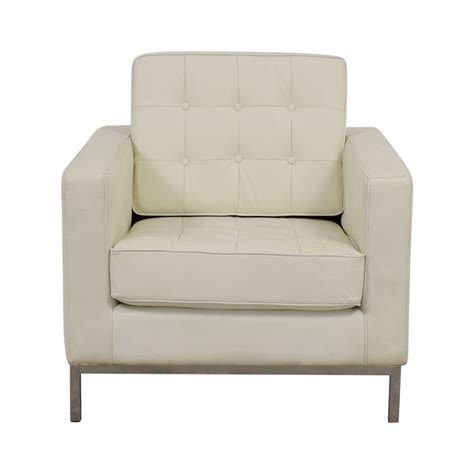 white leather chair white leather club chair chairs seating