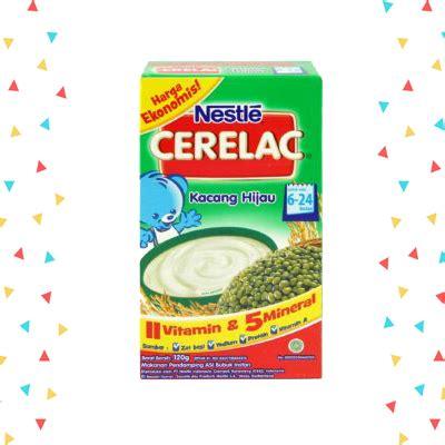 Nestle Cerelac Gd Madu 120gr nestle cerelac bubur soya kacang hijau 120gr heron baby shop