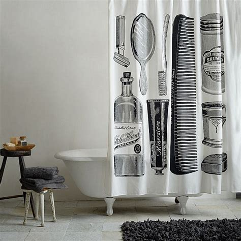 westelm shower curtain apothecary shower curtain from west elm