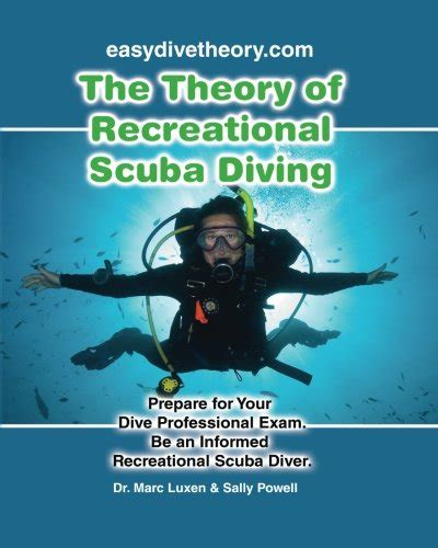 the theory of recreational scuba diving prepare for your