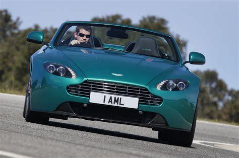 Aston Martin Green by Aston Martin Green V8 Vantage Pictures
