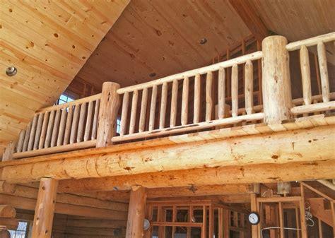 Log Cabin Kitchen Ideas by Log Railing Deck Railing Stairs And Kitchen Design