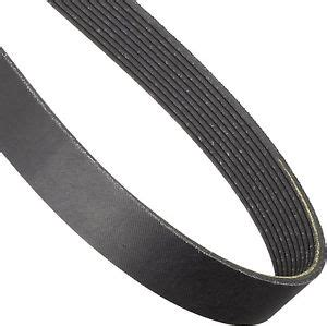 j section poly v belts 4 6 8 10 ribs free postage