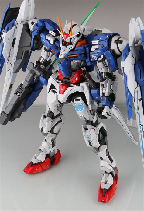 Mainan Lego Gundam 1 gundam pg 1 60 00 raiser customized build
