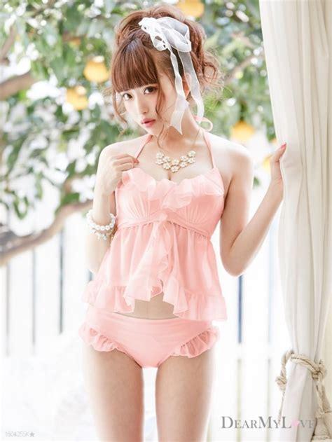 Baju Pakaian Renang Wanita Impor Jepang Ukuran S 482 baju renang yang terinspirasi pakaian dalam fashion baru