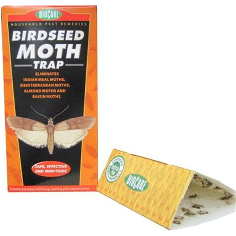 springstar seed moth trap 2pk bird food at arcata pet