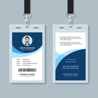 Id Cards Template Freepik by Pass Vectors Photos And Psd Files Free
