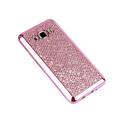 Shinning Chrome Iring Glitter Samsung J5 Prime for samsung galaxy j7 prime j7 2016 j7 cover shockproof back cover glitter shine soft tpu