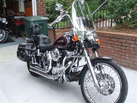 Harley Davidson Of Columbia Sc by 1994 Harley Davidson 174 Fxstc Softail 174 Custom Purple