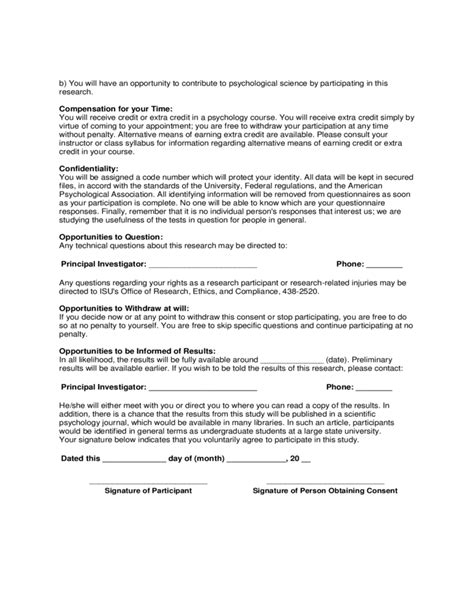 format informed consent kki informed consent form sle illinois free download