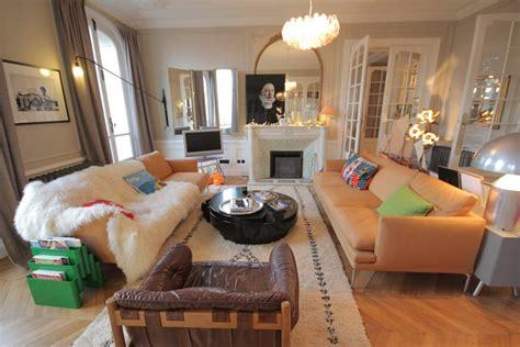 Charmant Decoration Interieur Peinture Salon #8: 038D02BC05043778-photo-appartement-familial-chic-et-doux.jpg