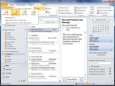 Microsoft Outlook microsoft outlook