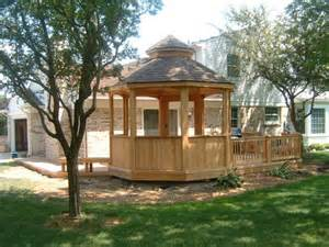 Garden City Gazebo Pictures by Michigan Gazebo Pictures Down Home Construction Garden
