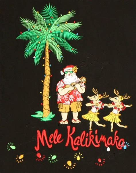 hawaiian christmas christmas in hawaii pinterest