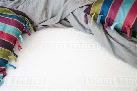 snooze project erfahrungen snooze project unsere neue matratze hamburg innen