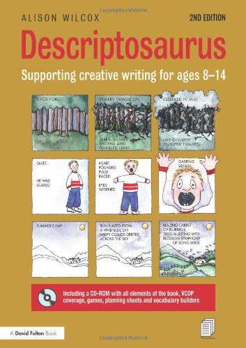 descriptosaurus supporting creative writing for ages 8 14