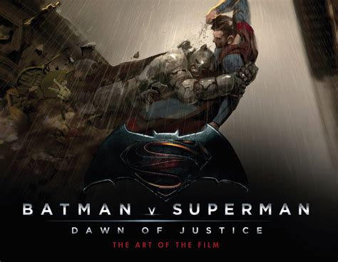 witness an epic battle in new batman v superman dawn of justice concept art