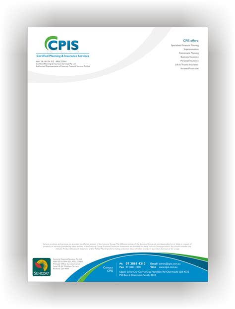graphic design stationery layouts 4 col letterhead web jpg 1645 215 2166 letterheads
