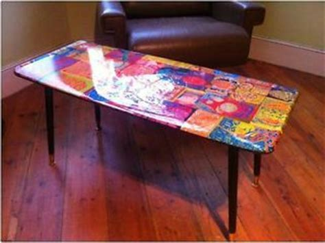 decoupage dining room table 88 best images about decoupage furniture on