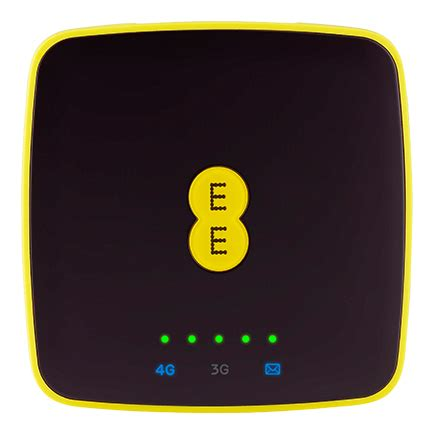 ee mobile 4gee wifi pay monthly 4g mobile broadband ee