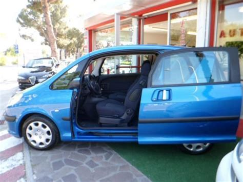 peugeot con porte scorrevoli sold peugeot 1007 1 4 con impianto used cars for sale