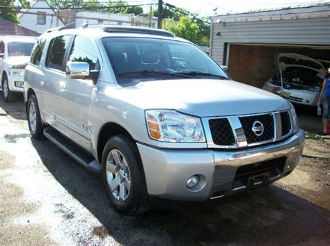 security system 2007 nissan armada parking system 2007 nissan armada xltturbocharged details chicago il 60639