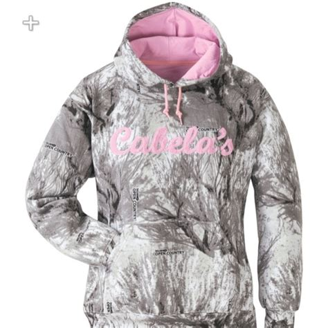 purple realtree hoodie 38 cabela s sweaters cabela s white and pink camo