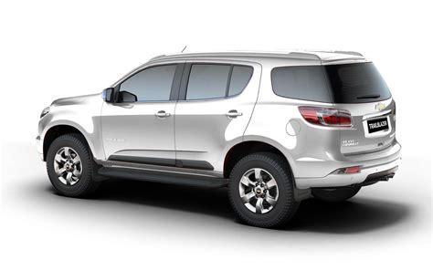 chevrolet trailblazer 2015 chevrolet trailblazer suv to rival the toyota fortuner