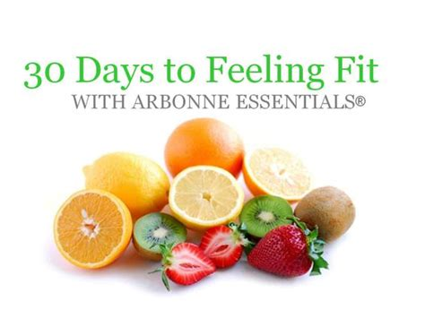 Safe Way To Detox Your by 30 Days Feeling Fit Program With Arbonne Great Way To