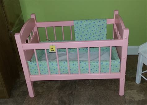 crib for baby doll cribs for baby dolls american bitty baby sweet dreams