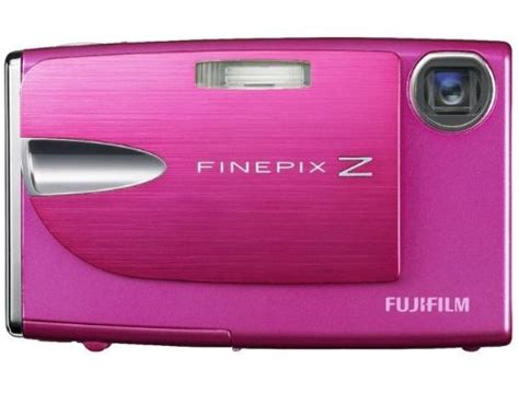 Fujifilm Finepix Z5m Ultracompact Digicam In Pink by Fujifilm Finepix Z20fd Digital 2 5 Quot Lcd 10mp 3x