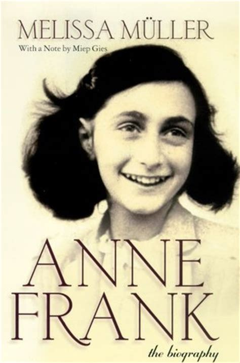 anne frank picture book biography anne frank shelf
