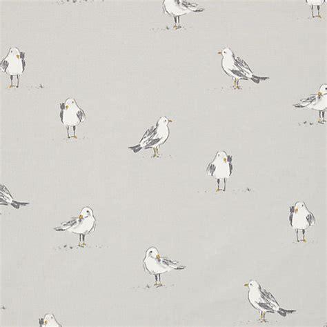 black and white wallpaper john lewis buy john lewis seagulls furnishing fabric smoke john lewis