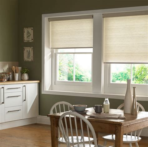 Country Style Kitchen Blinds by Window Blinds Uk Appeal Home Shading